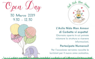 Open day Corbetta 2019
